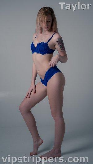 Taylor, Vermont stripper