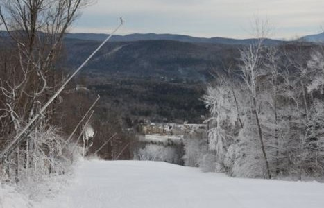 It's beginning to look a lot like winter at Okemo