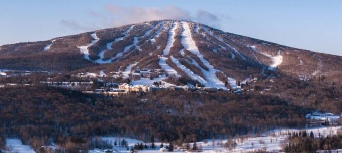 The Vermont Open is this weekend in Stratton