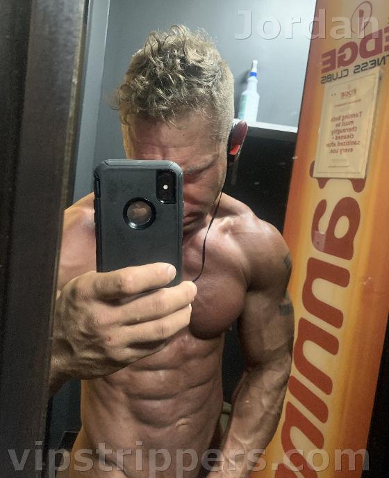 Jordan, Male stripper